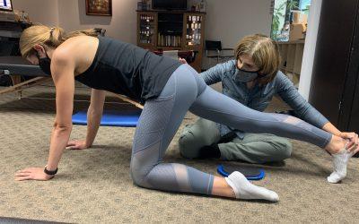 Alternative to Manual Treatment of Pelvic Floor Dysfunction